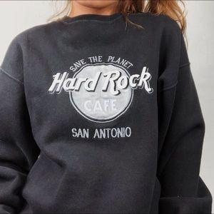 Vintage • Hard Rock Cafe Crewneck